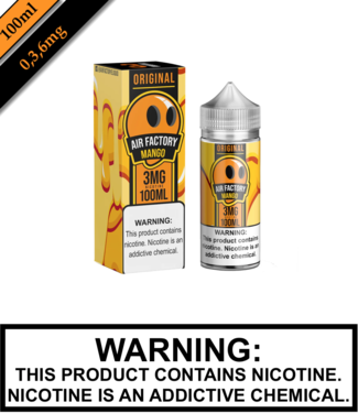 Air Factory Air Factory - Mango 100ML
