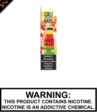 Juice Head Disposable by Cali Bar Juice Head Disposable by Cali Bar - Strawberry Kiwi
