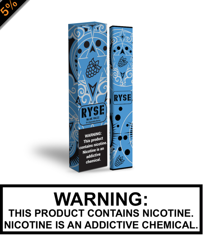 Ryse Ryse Disposable - Blue Razz