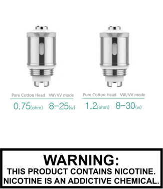 Smok Eleaf - GS Air Replacement Coils