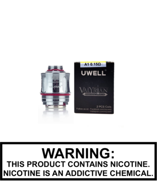 Uwell Uwell - Valyrian (Original) Replacement Coils