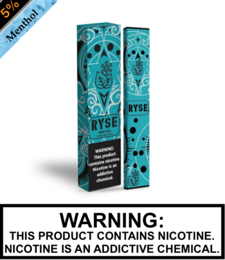 Ryse Ryse Disposable - Menthol