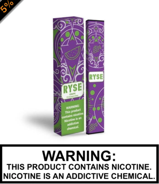 Ryse Ryse Disposable - Grape