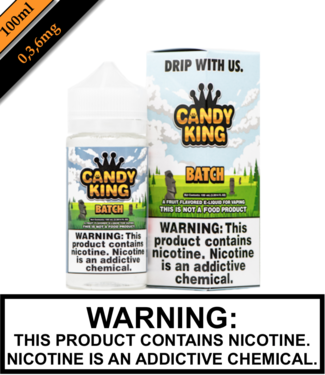 Candy King - Batch (100ML)