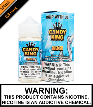 Drip More Candy King - Swedish (100ML)