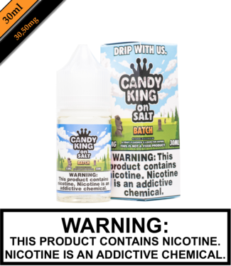 Drip More Candy King on Salt - Batch (30ML)