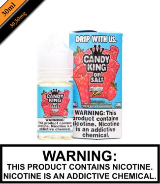 Candy King on Salt - Strawberry Rolls (30ML)
