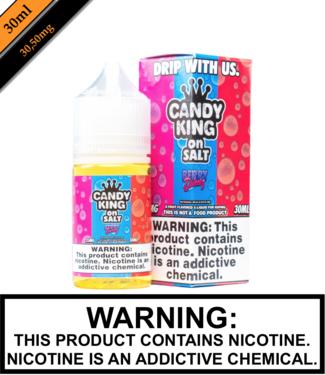 Candy King on Salt - Berry Dweebs (30ML)