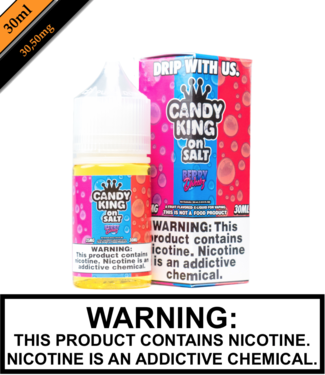 Drip More Candy King on Salt - Berry Dweebs (30ML)
