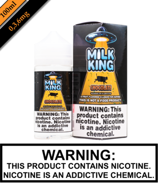 Drip More Milk King - Chocolate (100ML)