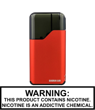 Suorin Suorin - Air 400mAh Kit with 2ML Air Pod