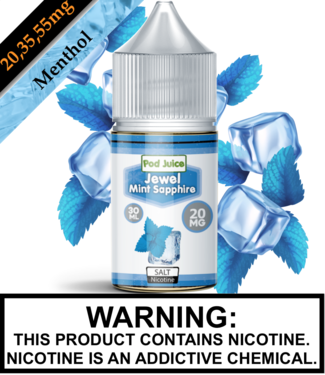 Pod Juice Pod Juice - Jewel Mint Sapphire (30ML)