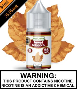 Pod Juice Pod Juice - Jewel Tobacco (30ML)