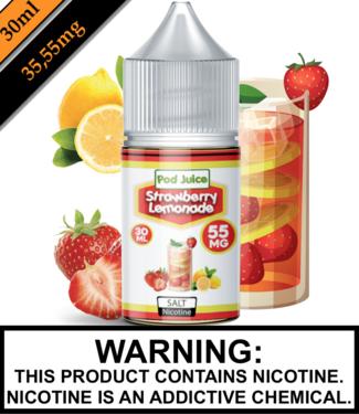 Pod Juice Pod Juice - Strawberry Lemonade (30ML)