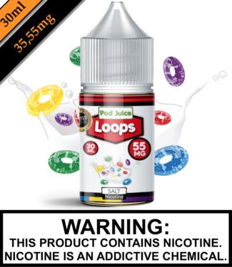 Pod Juice Pod Juice - Loops (30ML)