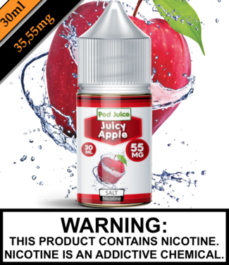 Pod Juice Pod Juice - Juicy Apple (30ML)