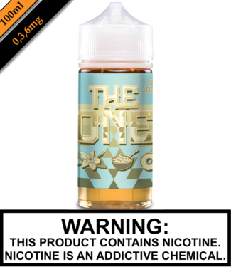 Beard Vape Co The One by Beard Vape Co - Vanilla Custard Donut (100ML)