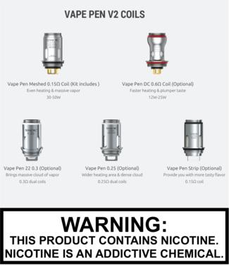 Smok Smok - Vape Pen V2 Coils