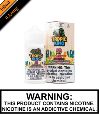 Drip More Tropic King - Mad Melon (100ML)