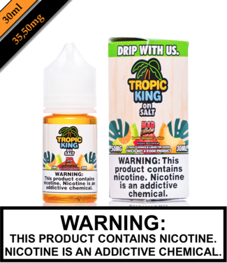 Drip More Tropic King on Salt - Mad Melon on Salt (30ML)