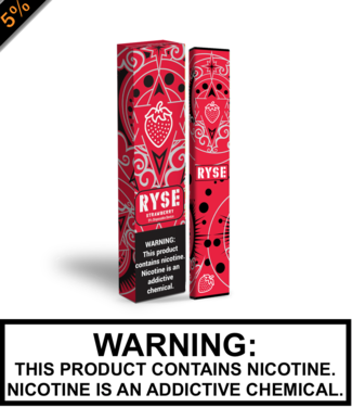 Ryse Ryse Disposable - Strawberry