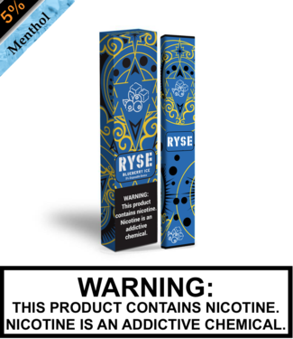 Ryse Ryse Disposable - Blueberry Ice