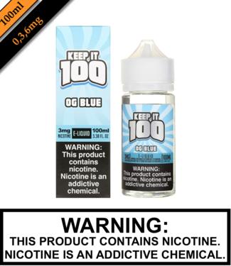 Keep It 100 Keep It 100 - OG Blue (Blue Slushie) (100ML)