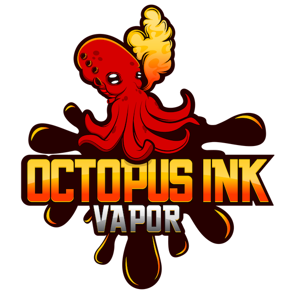 Octopus Ink Vapor   Vape Supplies   Eliquid and Ejuice   Mods, Kits, Tanks, Coils and Accessories