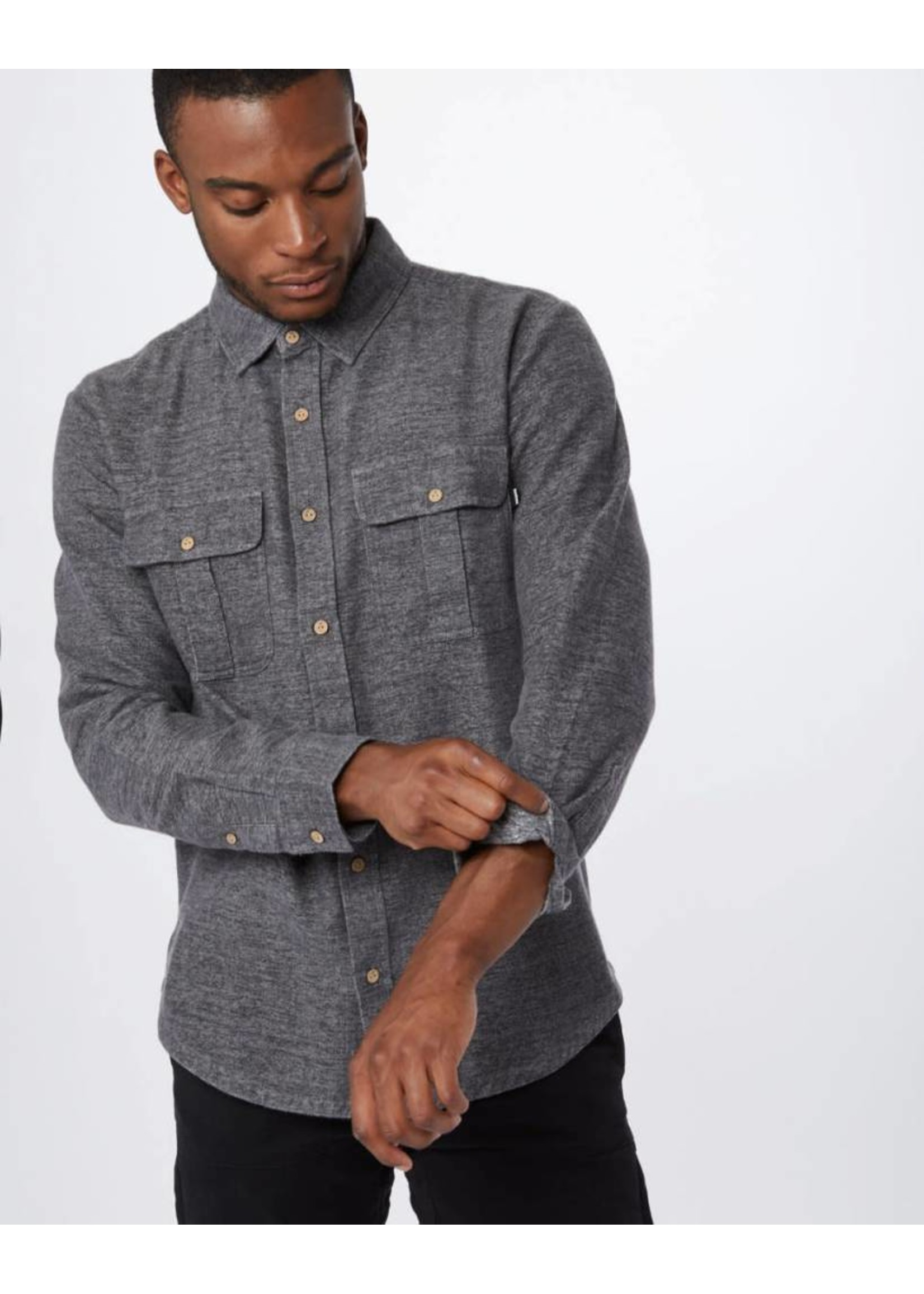 Ten Tree M ARTHUR LS BUTTON UP FA18-MWART