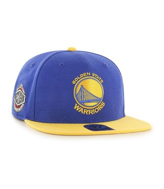 47 Brand NBA SURE SHOT 2 TONE CAPTAIN CAP 5HASSB