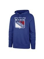 47 Brand NHL - IMPRINT HEADLINE HOODIE 9FAIMPRINT