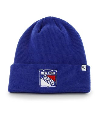 47 Brand NHL RAISED CUFF KNIT HAT 9QARAC