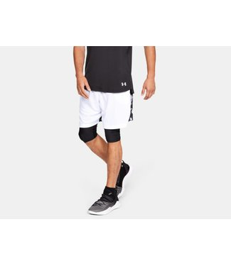 Under Armour BASELINE 9IN GRAPHIC SHORT 1326699