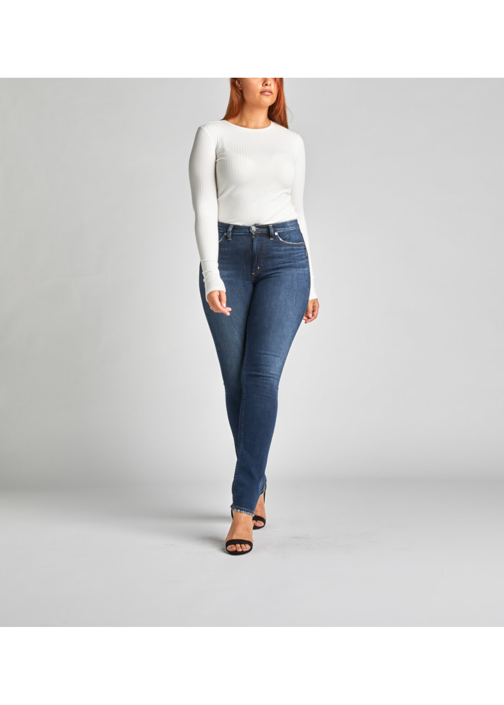 Silver Jeans CALLEY STRAIGHT L95404SSX462