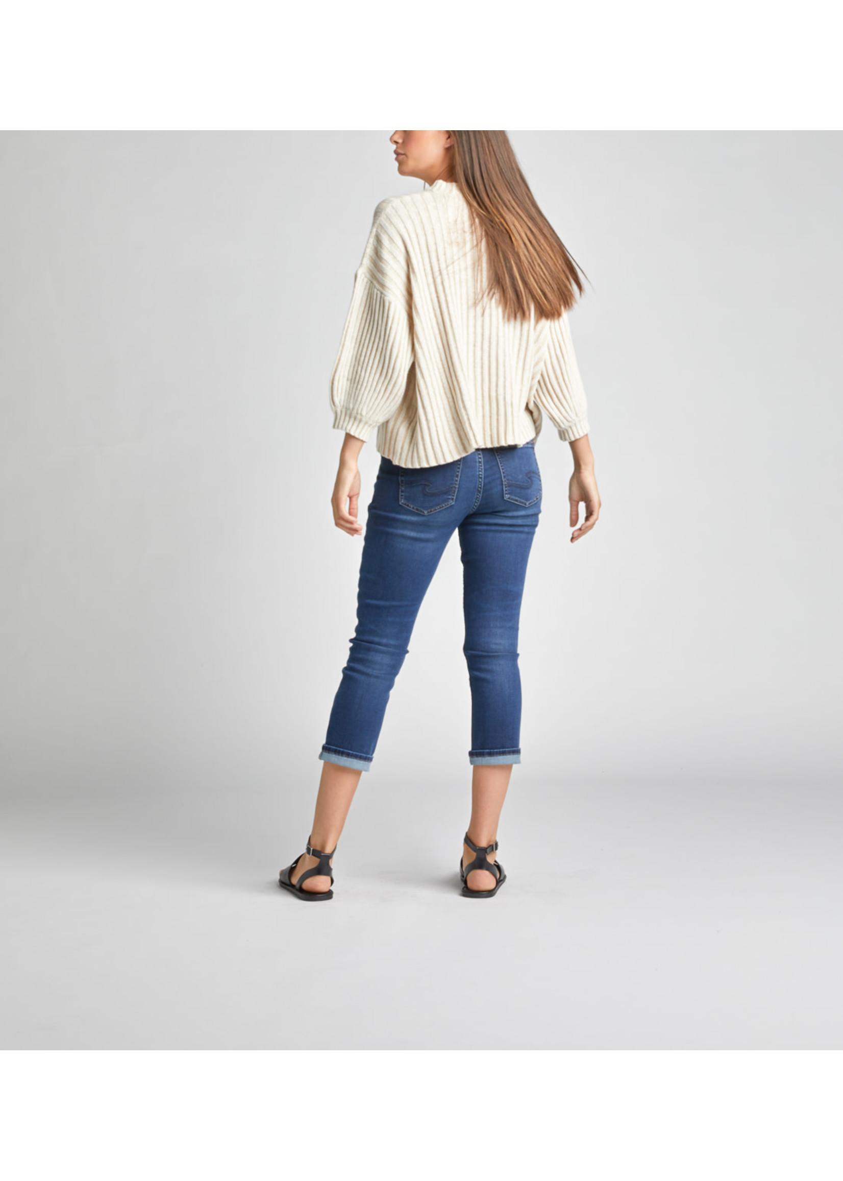 Silver Jeans ELYSE CAPRI L43002SPR459