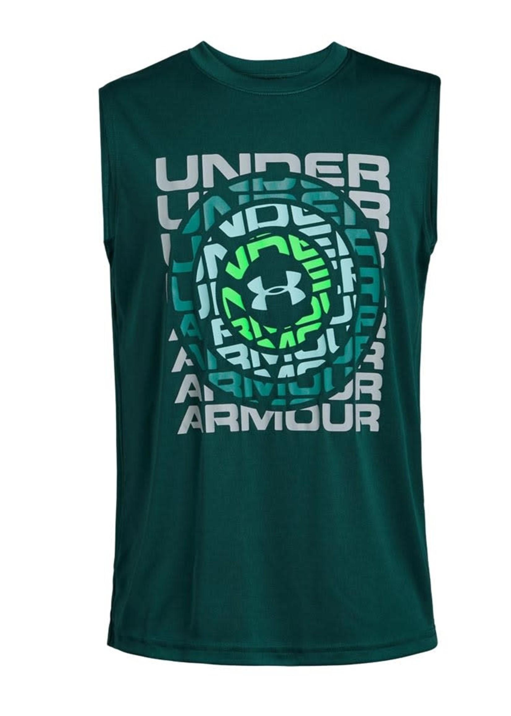 Under Armour DIAL WOODMARK TANK 1330889