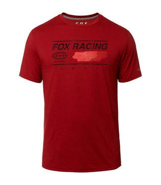 Fox GLOBAL SS TECH TEE 23119