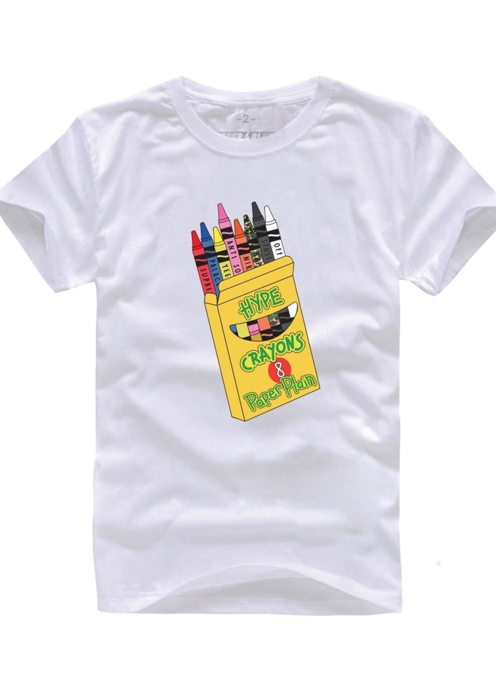 Paper Plain HYPE CRAYONS HYC1901