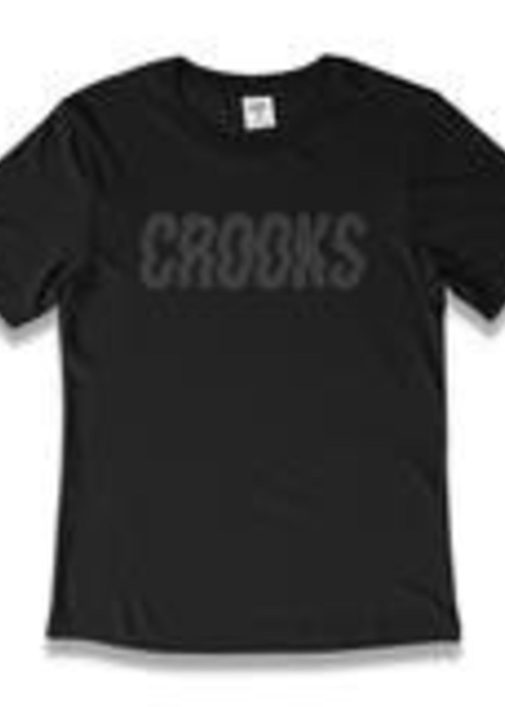 Crooks & Castles GLITCH S/S TEE L1950703