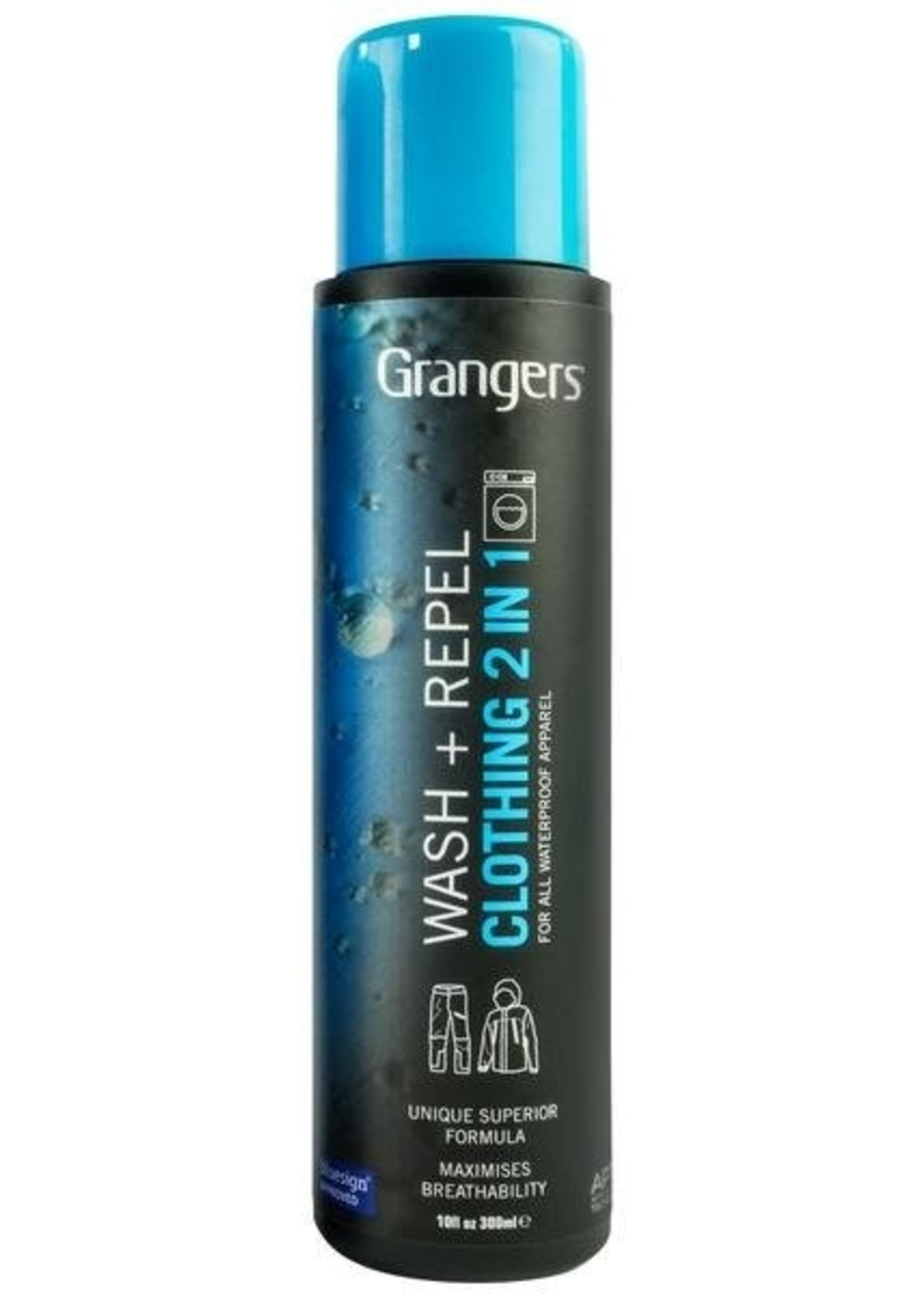Grangers CLOTHING WASH & REPEL G09060
