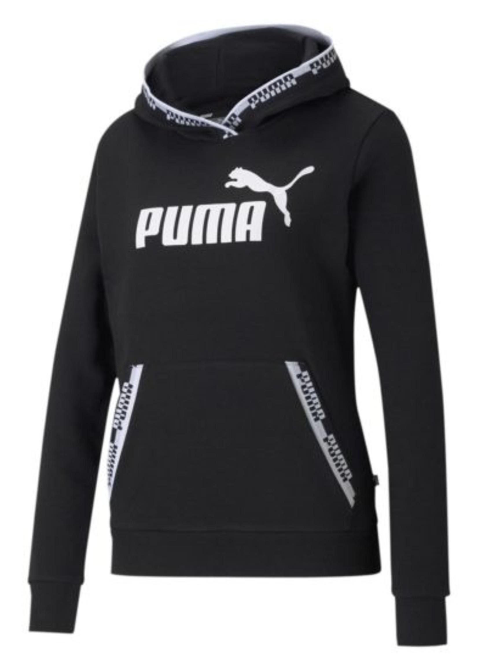 Puma AMPLIFIED HOODIE TR BLACK 58591001