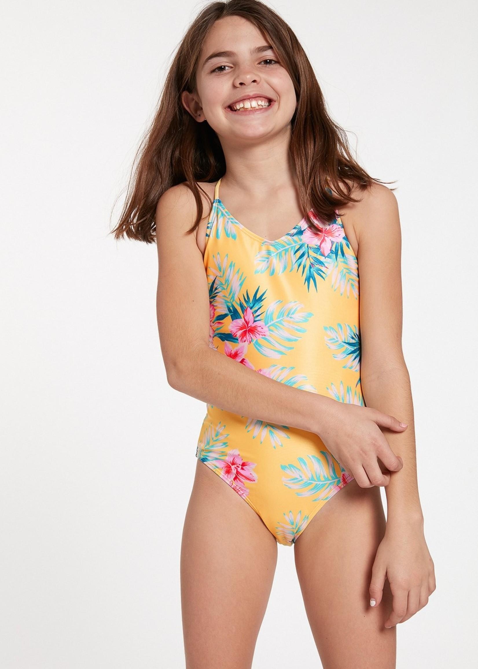 Volcom FLOWER GIRL 1PC Q3022003
