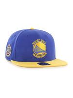 47 Brand NBA SURE SHOT 2 TONE CAPTAIN CAP 5HASSB