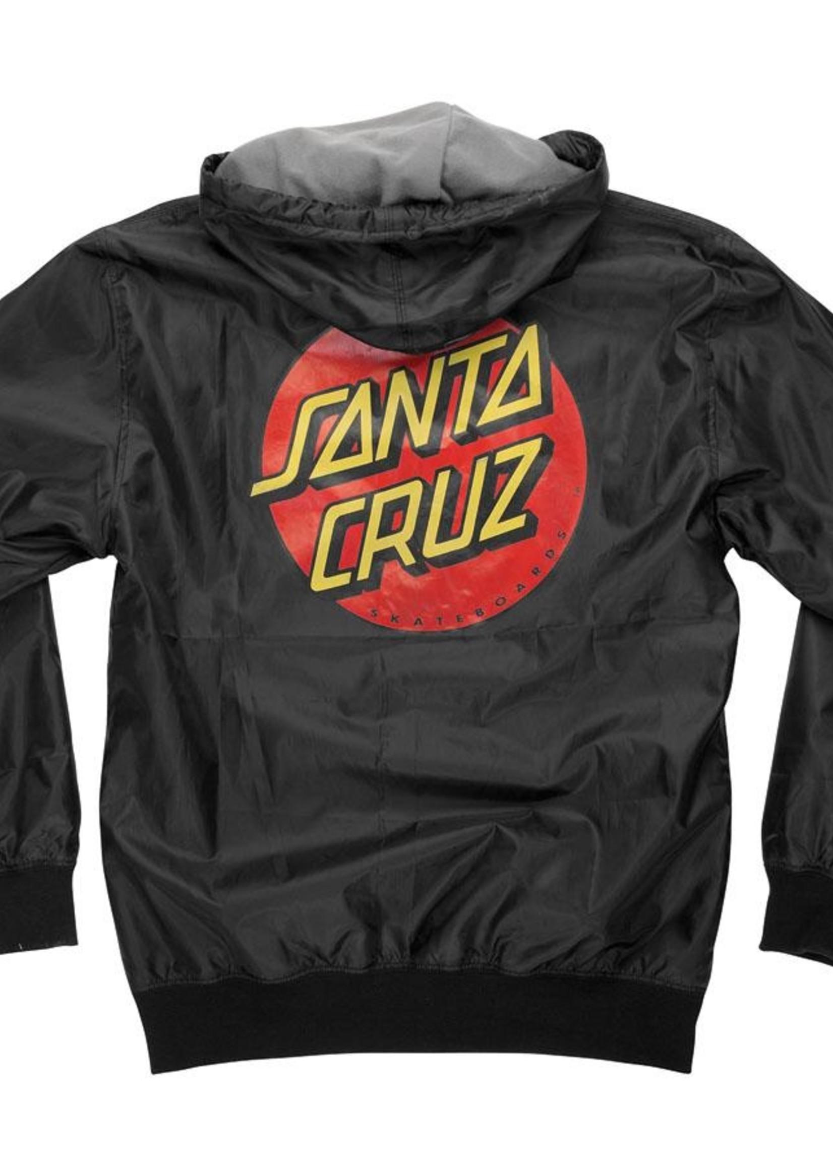 Santa Cruz SC JACKET WINDBREAKER DOT HOODED 44641726