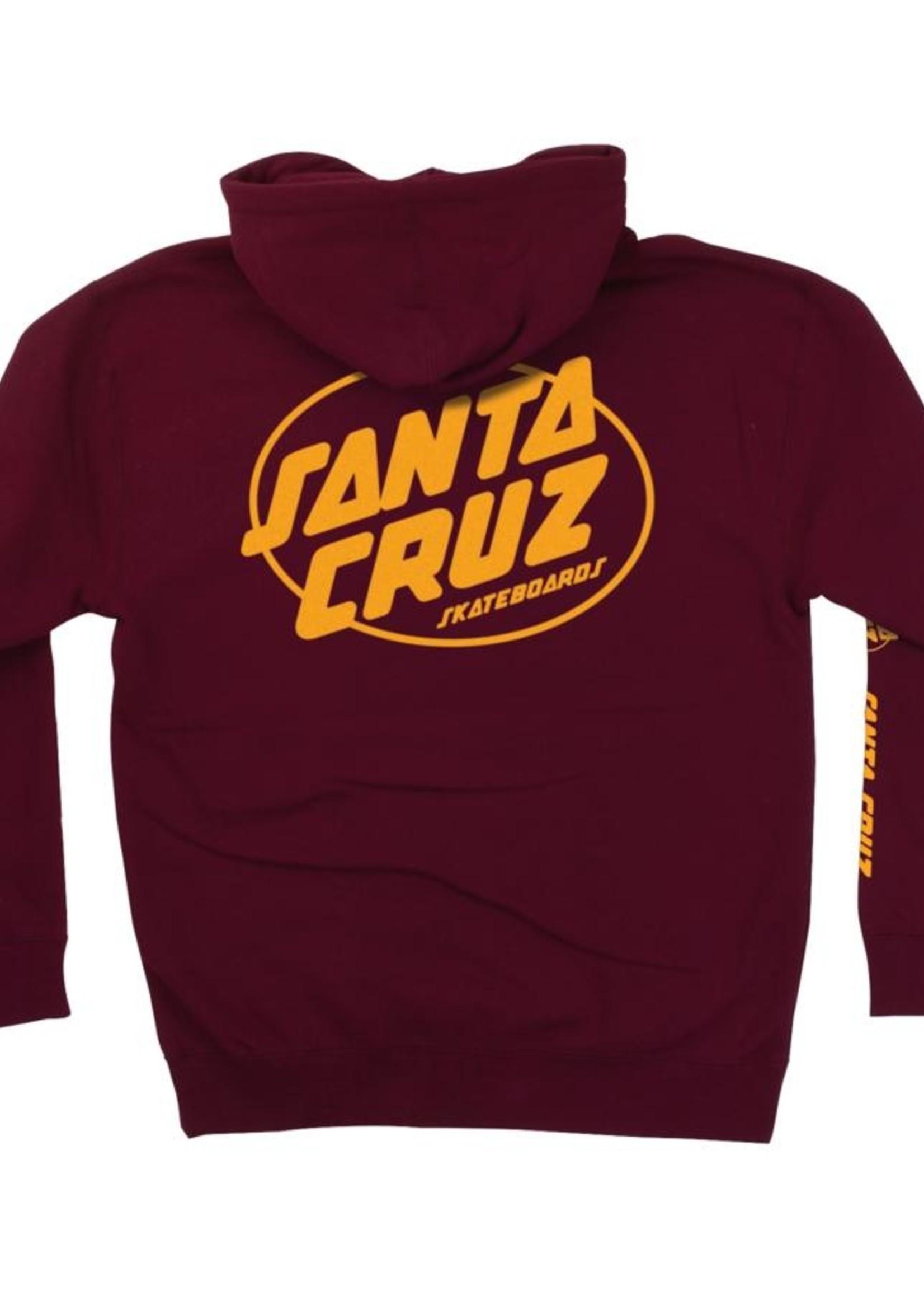 Santa Cruz SC HOOD CLUB OVAL DOT 44252241