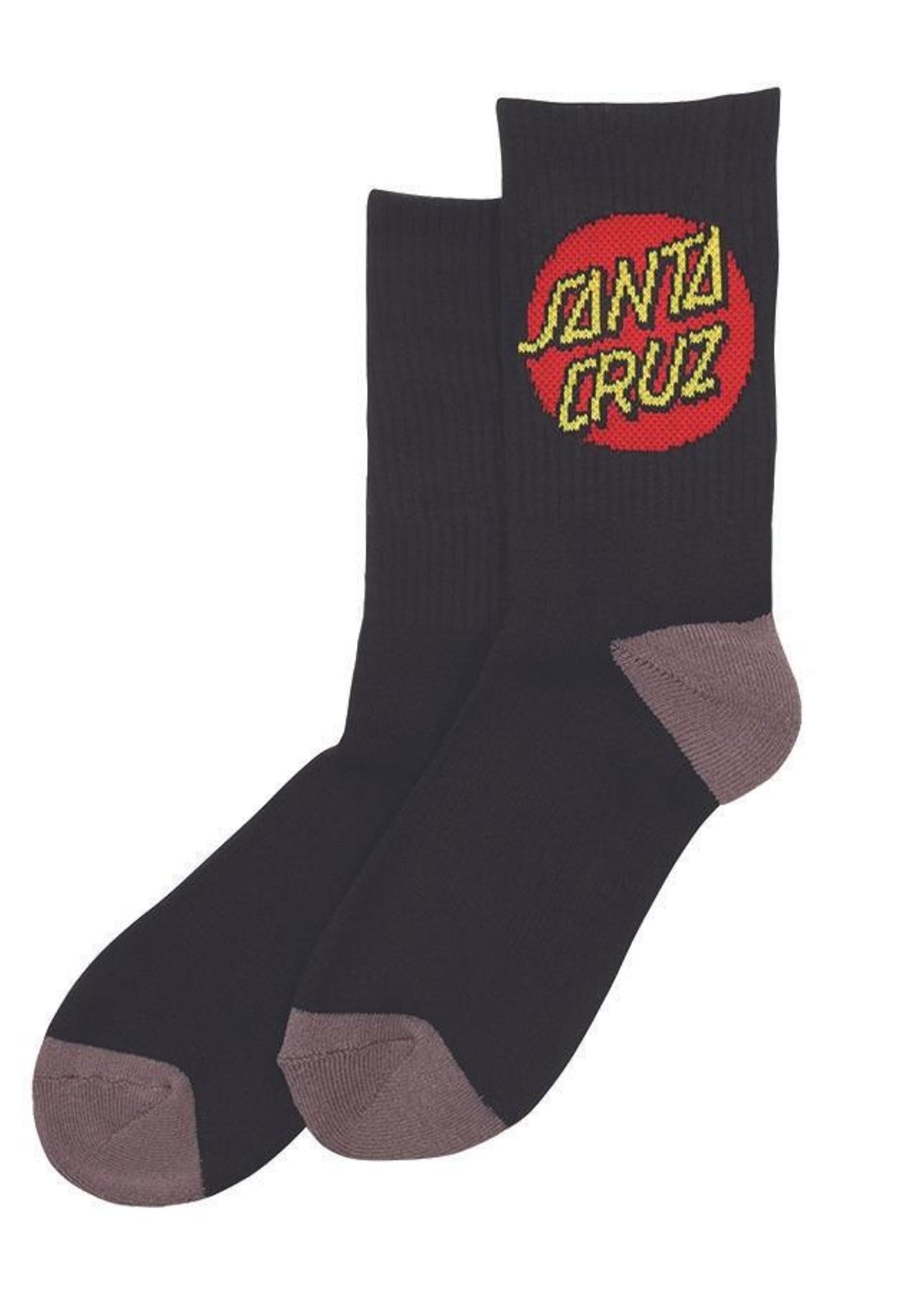 Santa Cruz SANTA CRUZ YOUTH SOCKS CRUZ 4 PAIRS 44642395
