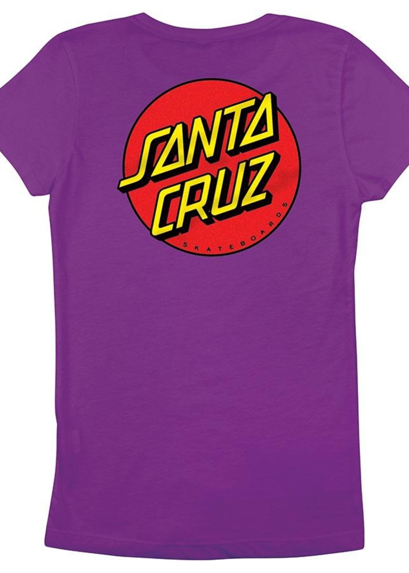 Santa Cruz SC GIRLS TEE CLASSIC DOT 44152538