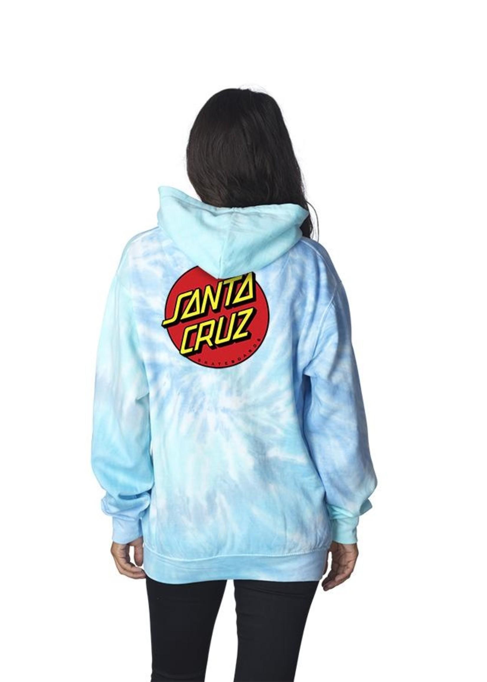 Santa Cruz SC WOMENS HOOD CLASSIC DOT 4424826