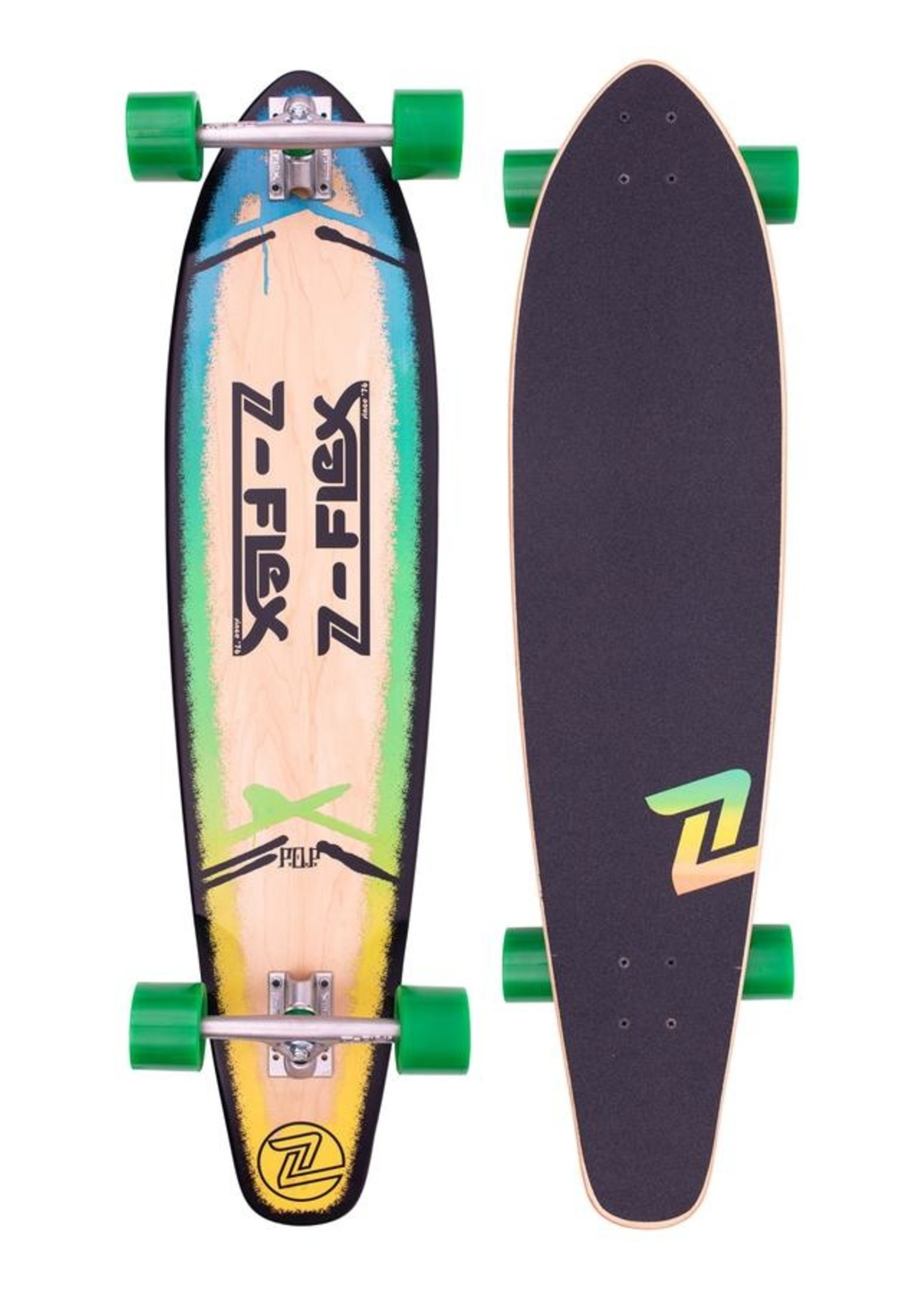 ZFlex ZFLEX ROUNDTAIL P.O.P RASTA 39 ZFXL0082
