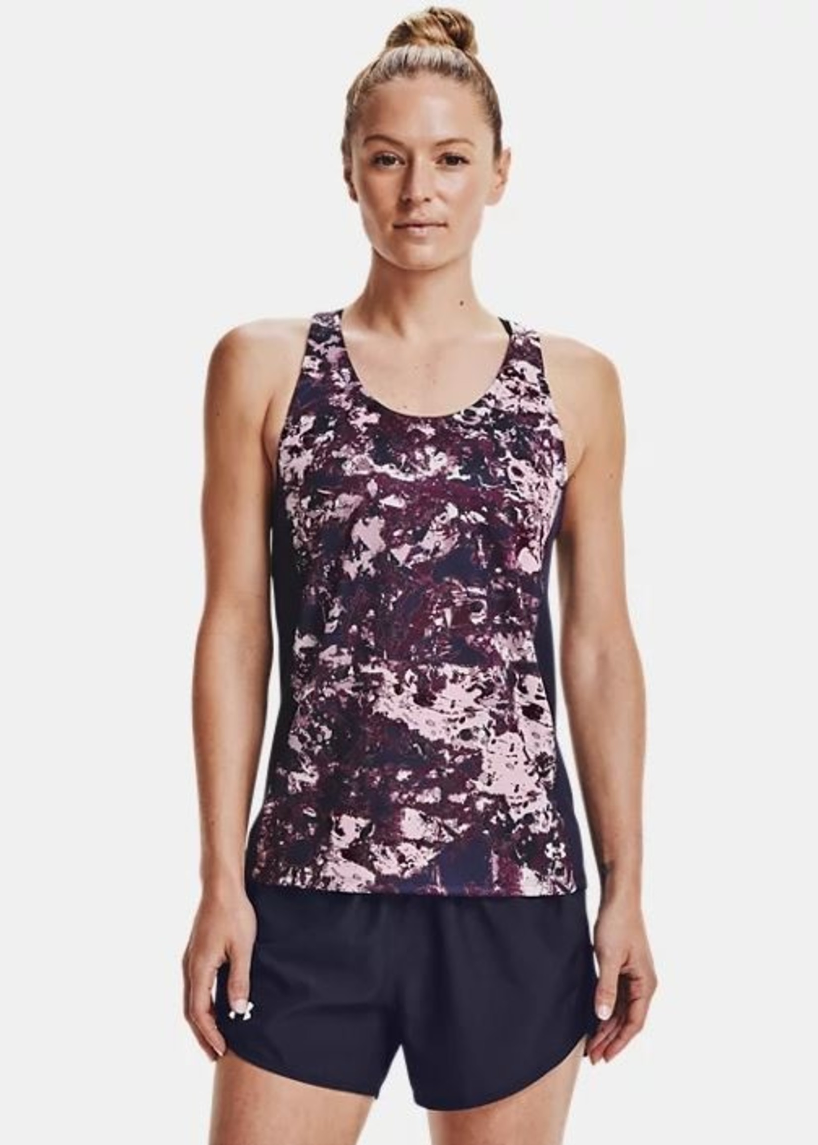 Under Armour UA FLY BY PRINTED TANK 1367605